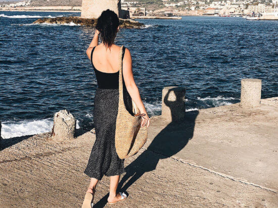 Chania, Crete Sunday Edit fashion style blog