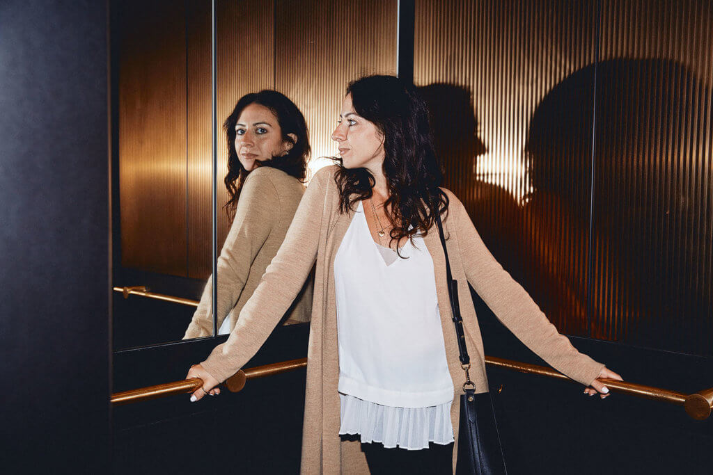 the Sunday edit NYC style blog long camel cardigan what to wear work