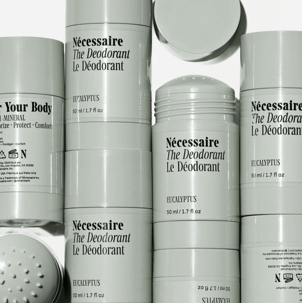 Necessaire The Deodorant Review 1