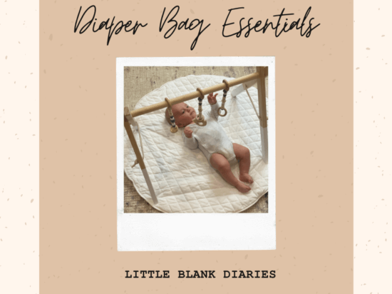 diaper bag essentials philadelphia blogger