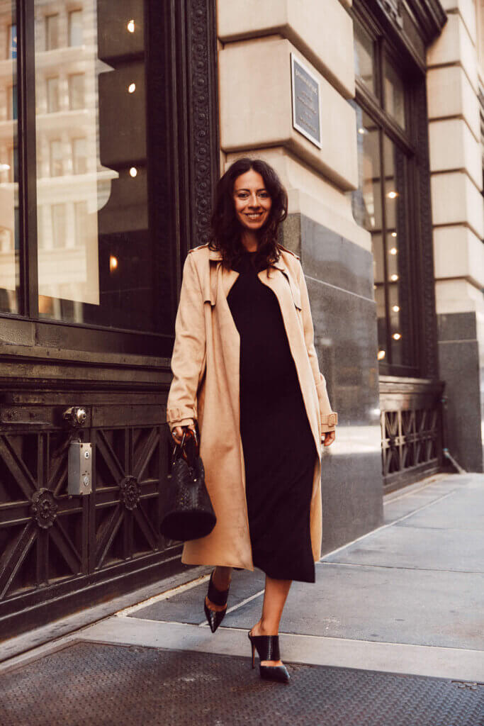 Philly lifestyle blogger Tanya Kertsman
