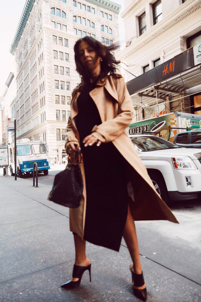 Knit Midi Dresses That You Can Wear at Home or At Work