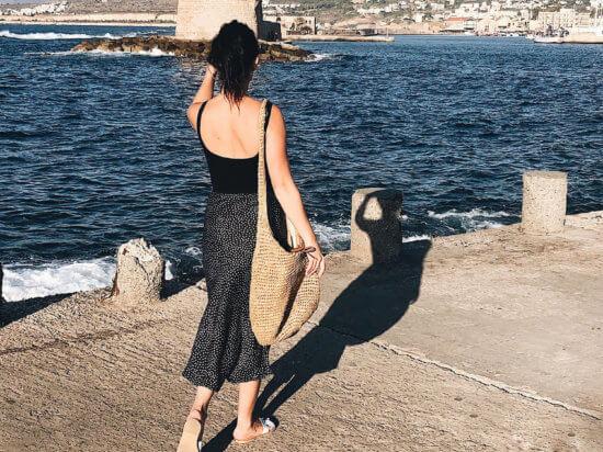 Chania, Crete Sunday Edit fashion style blog