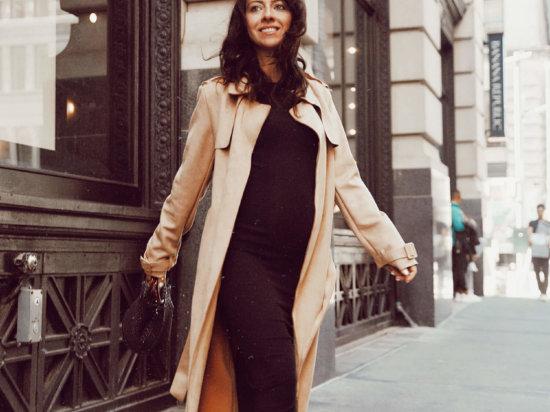 Pregnancy style philadelphia fashion blog most worn items December